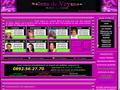 Voyanceinternet.net,  voyance directe en salons privés sur in